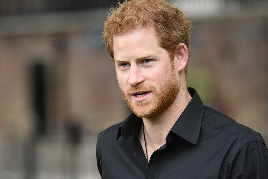 Prince Harry to take 'five months paternity leave'