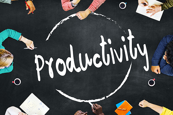 Half of employees don't know what productivity is