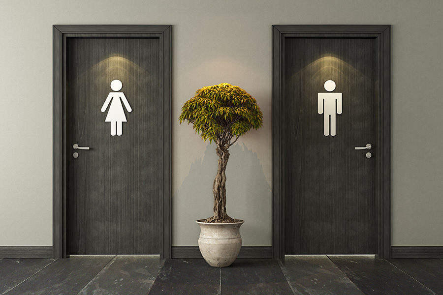 'Productivity' toilet aims to stop long employee breaks