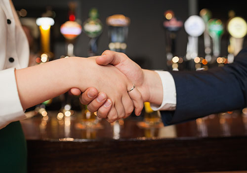 Communication firm opens pub to recruit candidates