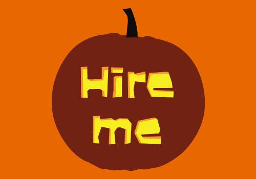 Pumpkin application lands candidate interview