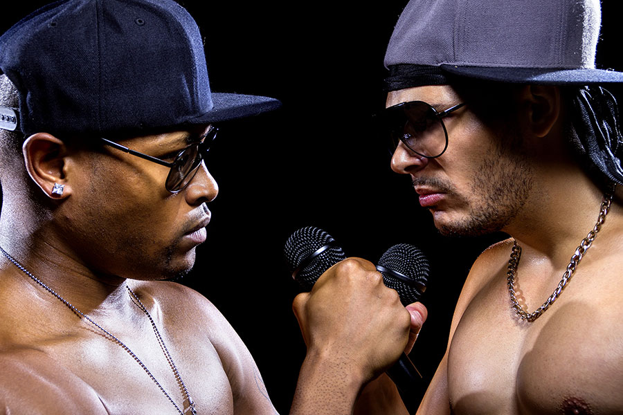 RAP BATTLE: Jobseeker channels inner grime artist to bag job
