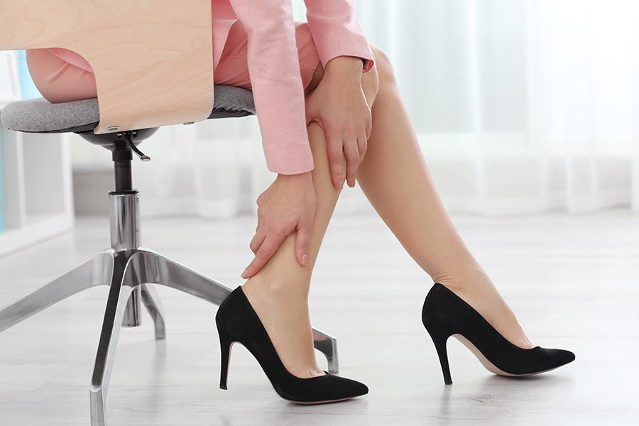New law prevents recruitment firms telling temps to wear heels