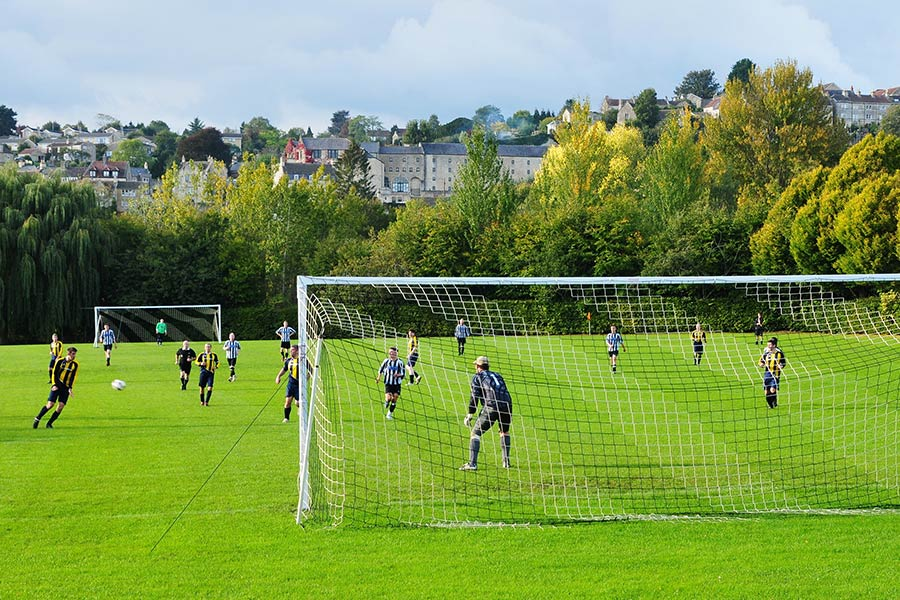 Rec firms to go head-to-head in charity football tournament