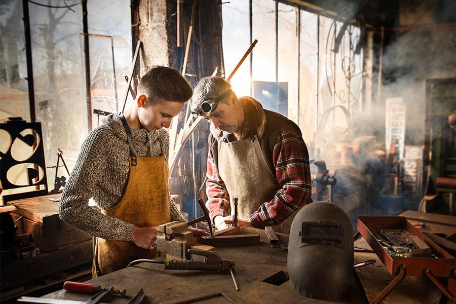 Recruitment giants launch new apprenticeship standards