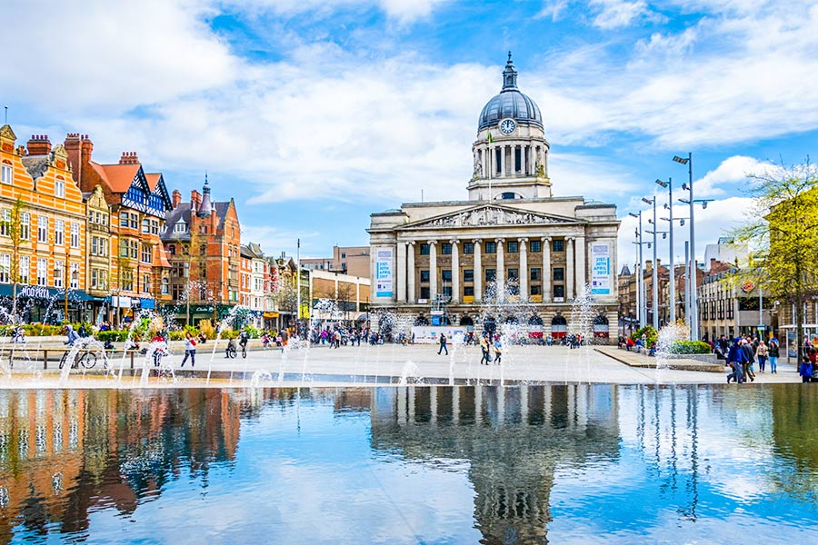 What's it's like to find talent in Nottingham