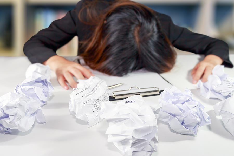 REED Chairman shares THE 5 worst CV mistakes