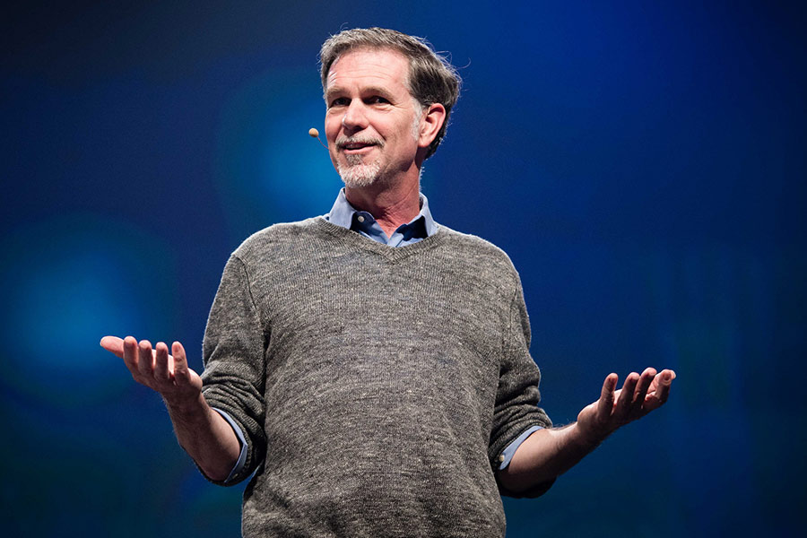 Netflix Co-Founder reveals all in latest interviews