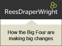 How the Big Four are making big changes