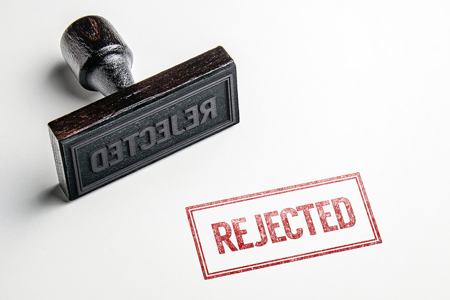 How to… reject a candidate
