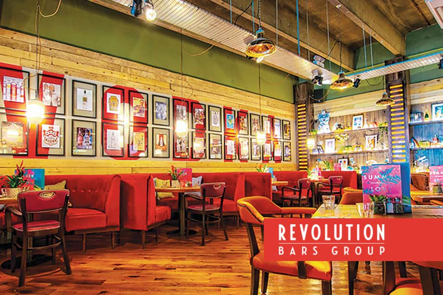 Five minutes with: Fiona Regan, People Development Director at Revolution Bars Group