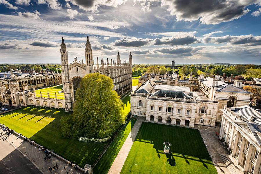 Recruiting in… Cambridge
