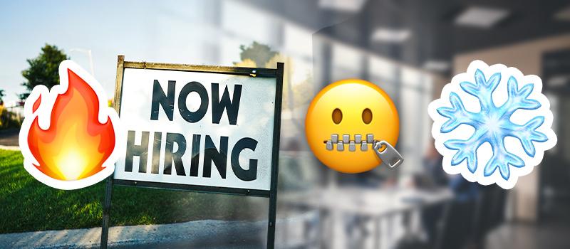 Biggest trends impacting recruitment in October 2019