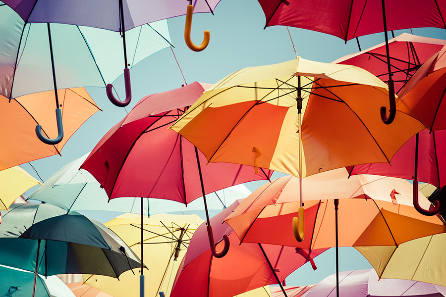 Are you using the right umbrella?