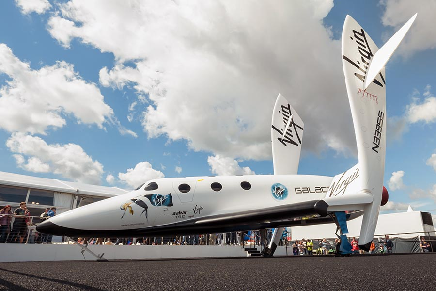 Virgin Galactic takes giant leap forward