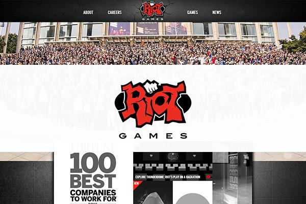 Riot Games hires Talent Director