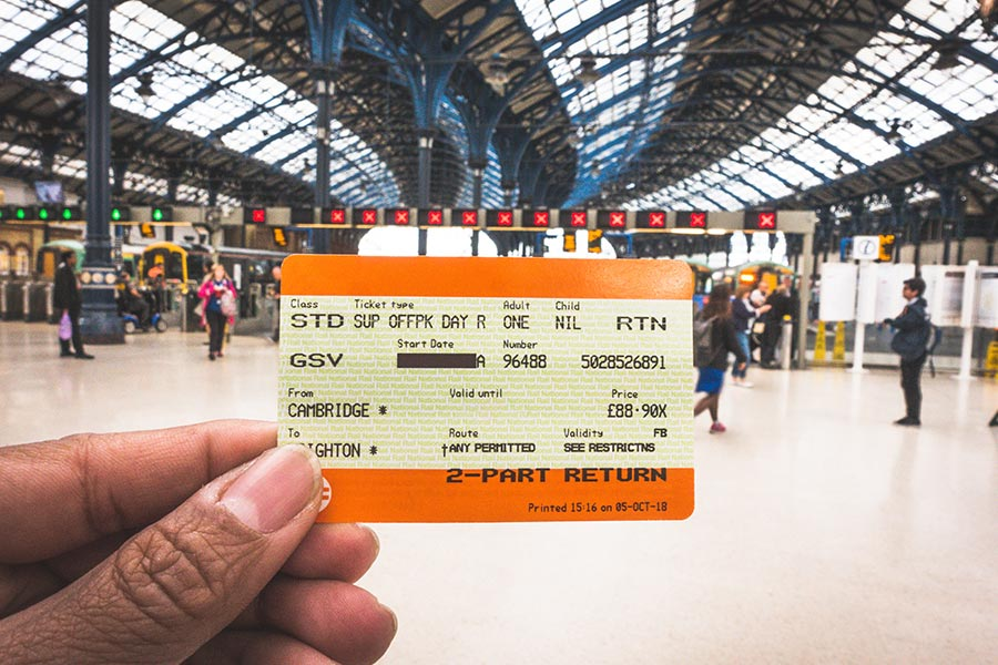 Rail fares rise 33% faster than wages - how can employers help?