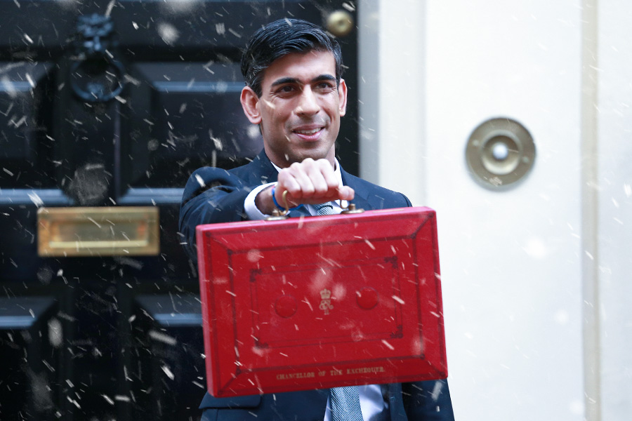 Details for Rishi Sunak's job plan unveiled