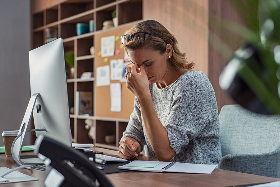 Your risk of burnout is down to your business