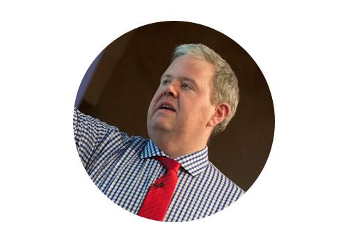 HR Grapevine 2015 Speakers - Rob Jones, Head of Organisational Effectiveness, Crossrail