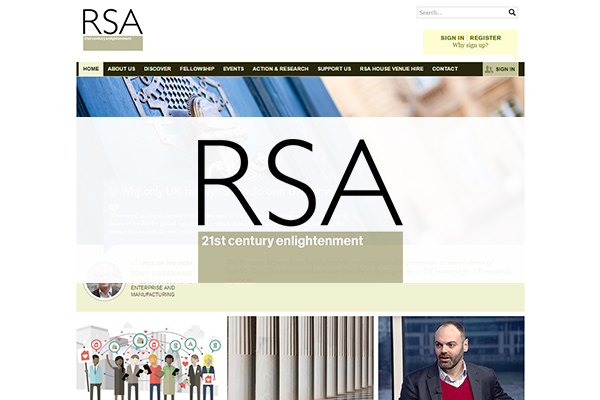 New HR Director at RSA