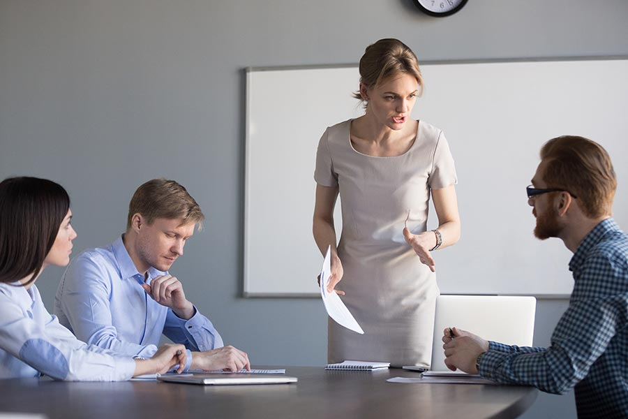 Rudest workplace behaviours revealed