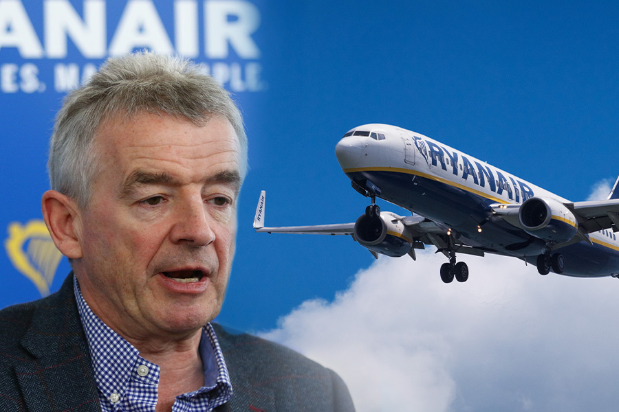 Ryanair boss attacks NHS app after 'pingdemic'; should workers have to isolate?