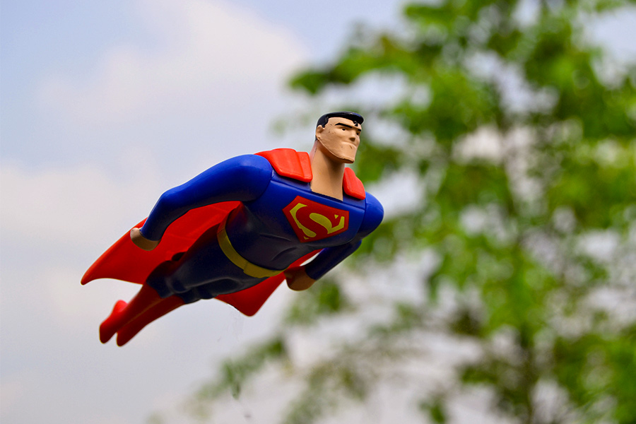 Applicant sabotages interview by dressing as Superman