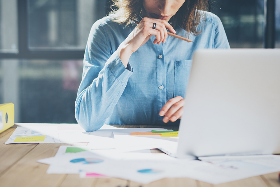 The financial wellbeing of women at work