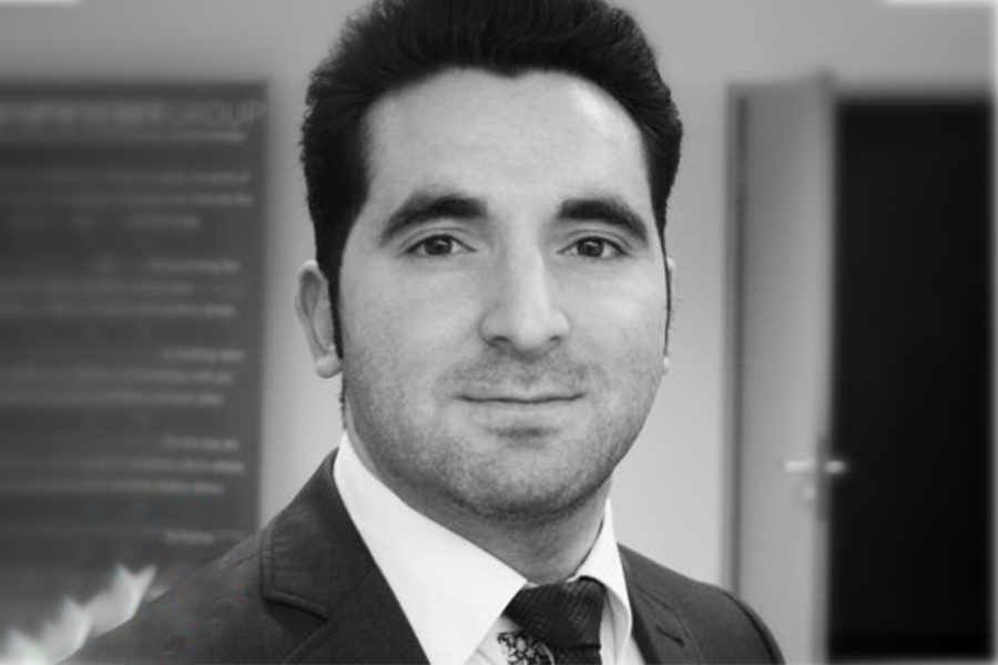 Meet Staffgroup's new MD: Saman Tabrizi