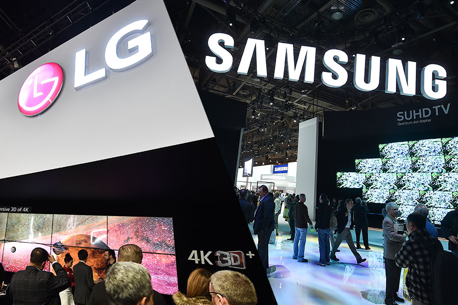 LG & Samsung face lawsuit over employee recruiting scandal
