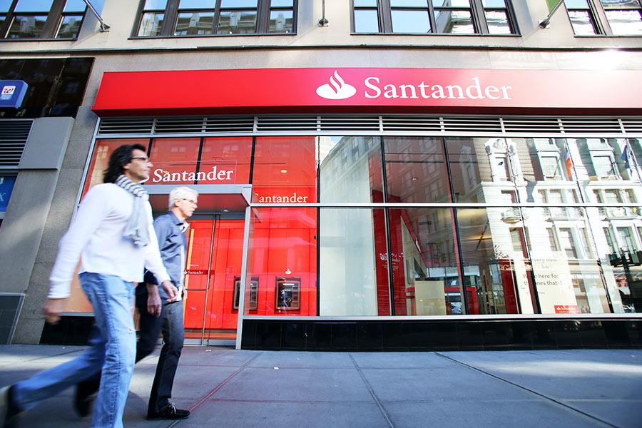 Santander UK Chair: