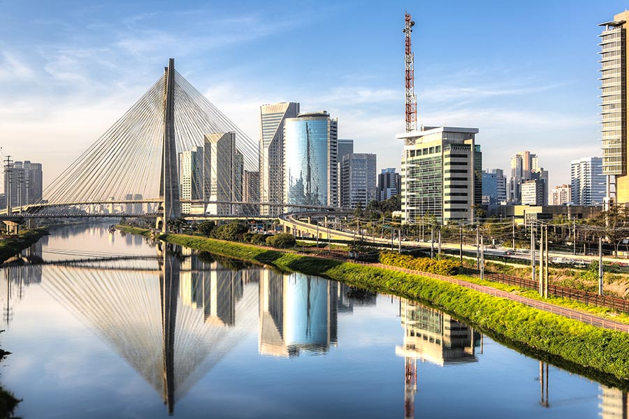Odgers Interim opens new office in São Paulo
