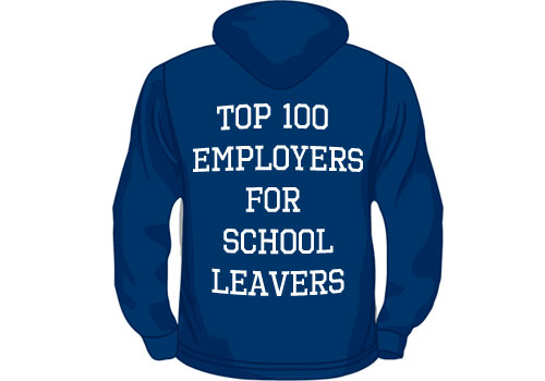 School students vote for their top 100 employers