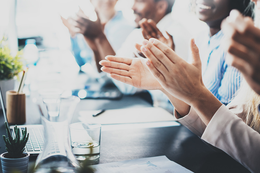 Five ways to improve gratitude in your office