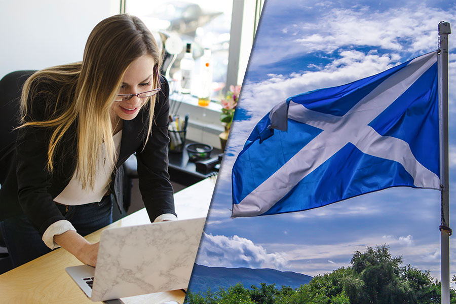 Four-day week arrives in UK as Scotland rolls out £10m trial