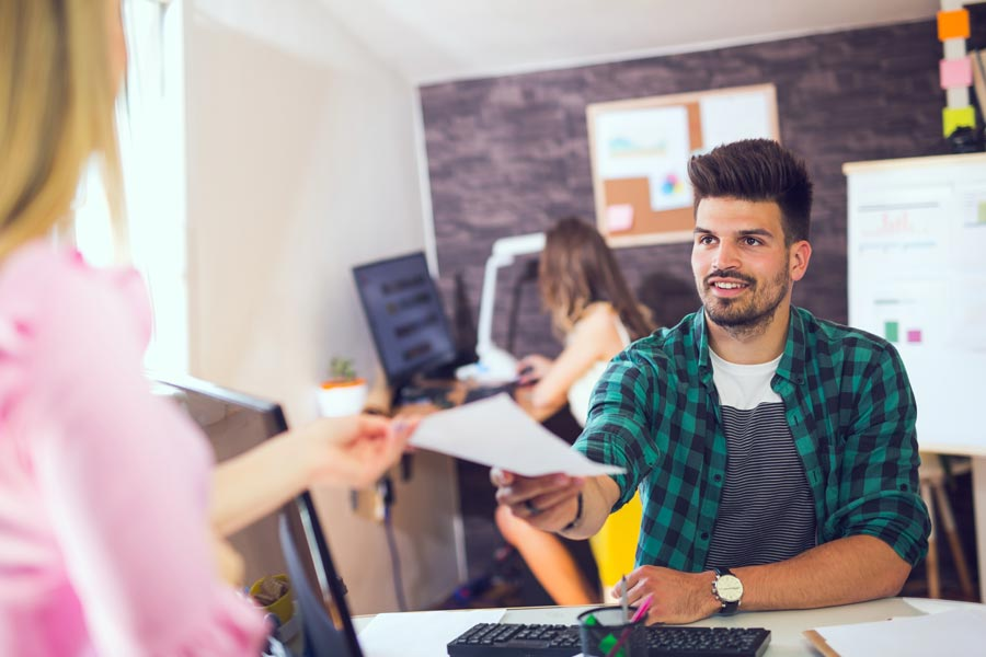 Employers are now seeking more temp staff, says study