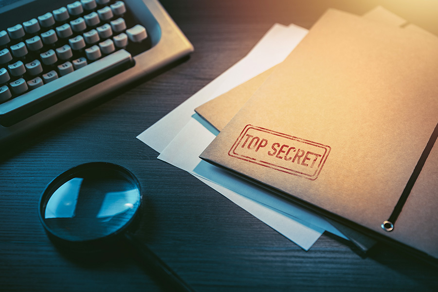 Would your staff sell company secrets for £1,000?