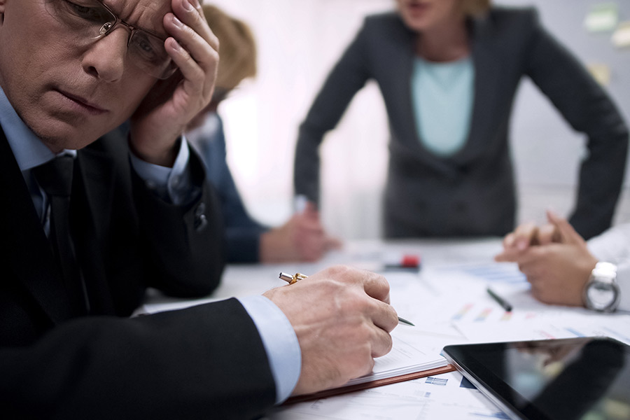 Seven clear signs that your boss hates you