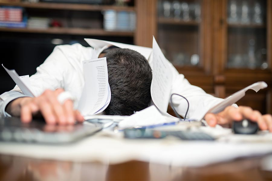 Here's the shocking truth about your productivity levels