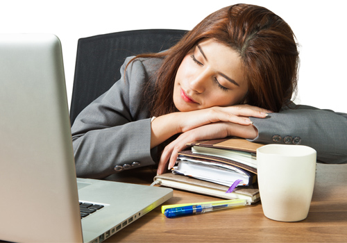 Could allowing power naps improve employee presentation prowess?