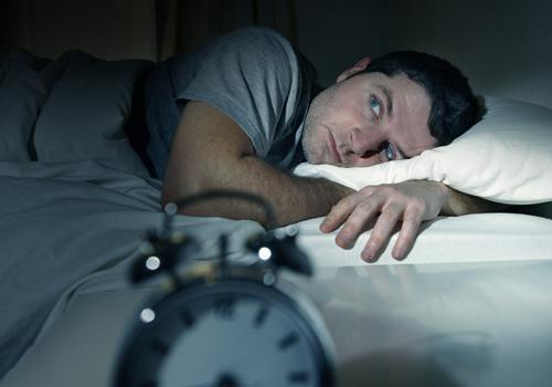 Sleepless on the Sabbath - Staff kept awake by work worries on Sunday