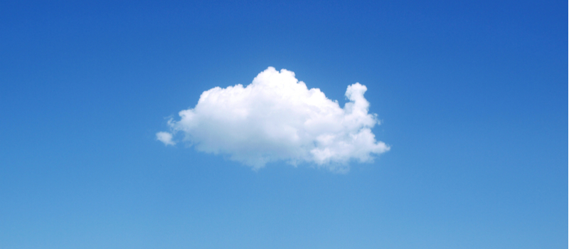 'Blue Sky Thinking' Delivers Cloud Solution