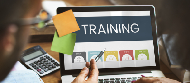 Can active training change the corporate learning landscape?