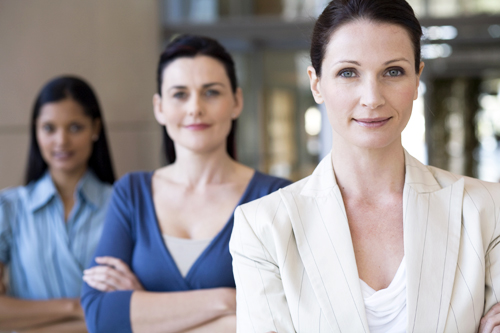 Find a supportive boss - or leave, top female CEO tells young women