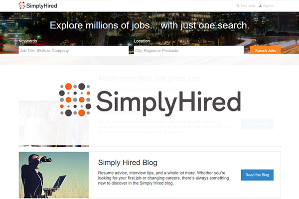 Simply Hired to shut this month