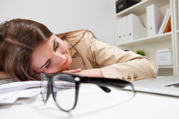 Sleepless night employees costing economy £453m