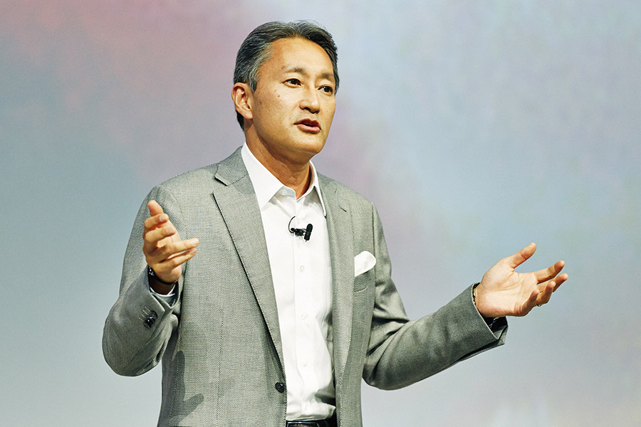 Sony CEO Kaz Hirai to step down