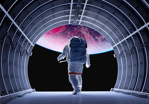 New job website launches candidates into space