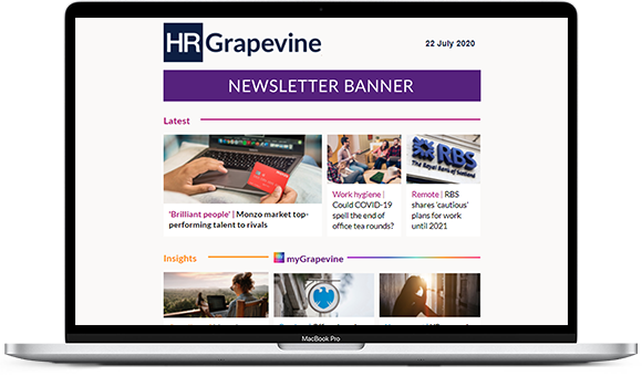 Specification - Newsletter Banner